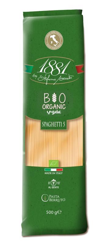Spaghetti Bio 5 100% Italian - null