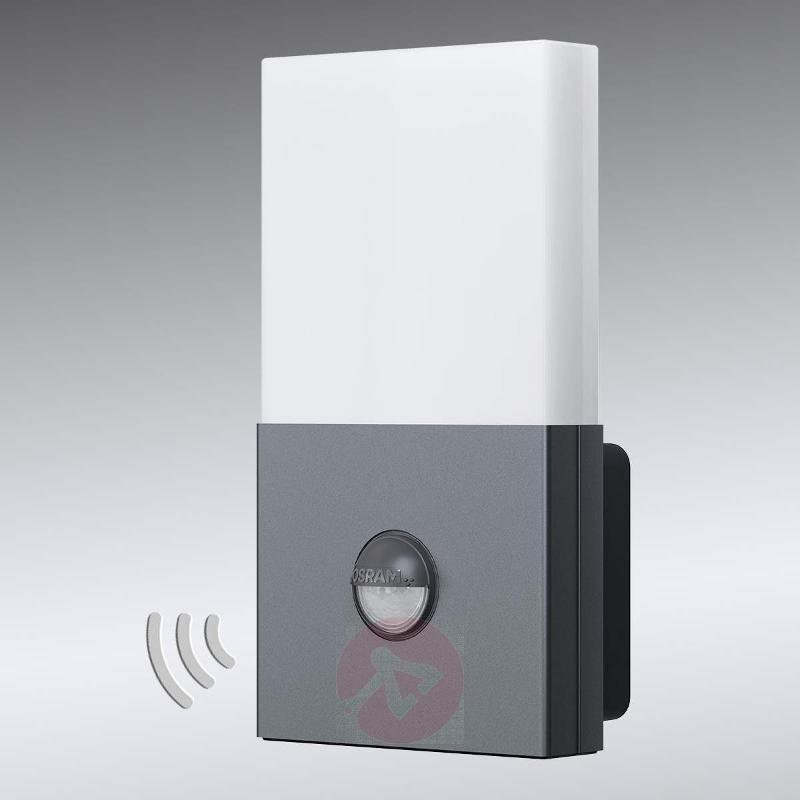 LED wall light Noxlite Lum with sensor, 3,000 K - Wall Lights with Motion Sensor