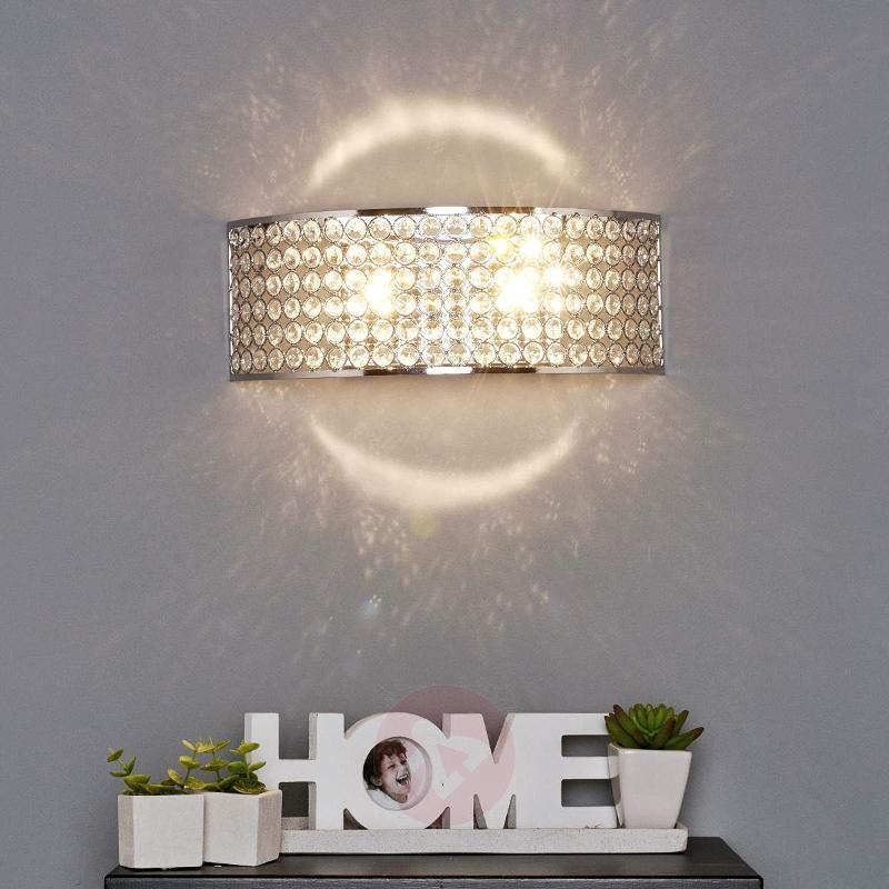 Pretty LED wall lamp Bendia - Wall Lights