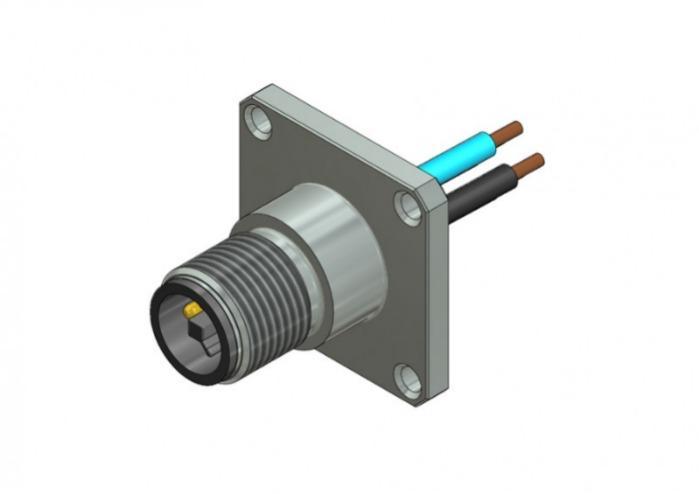 M12x1 Power Connectors - M12x1  Power Connectors