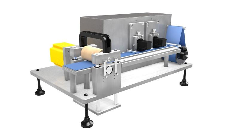 Testing device for cartridges - Assembly and testing systems