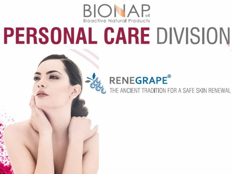Renegrape - Natural cosmetic ingredients - The ancient tradition for a sake skin removal