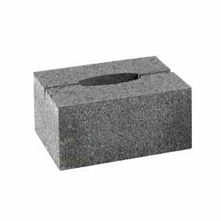 Hohlblock- und Mauersteine - DIN-Formate