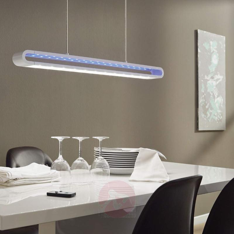 Perillo Colour Changing LED Pendant Lamp - Pendant Lighting