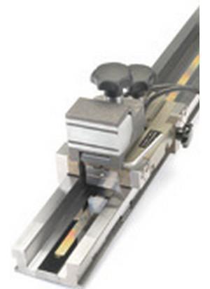 检查直线轴VM182 比较仪系统