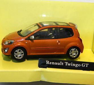 RENAULT TWINGO GT Modélisme