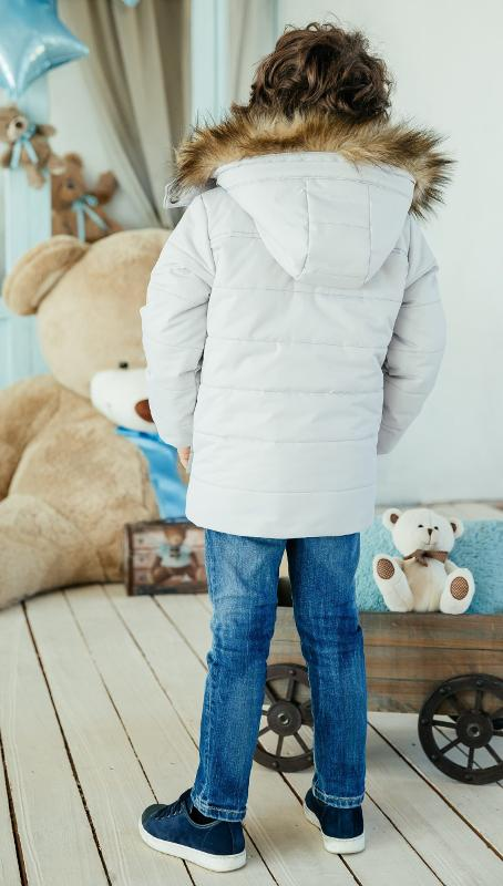 Winter Down jacket Kristoph - Winter suit