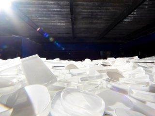 Lavorazione materie plastiche - null