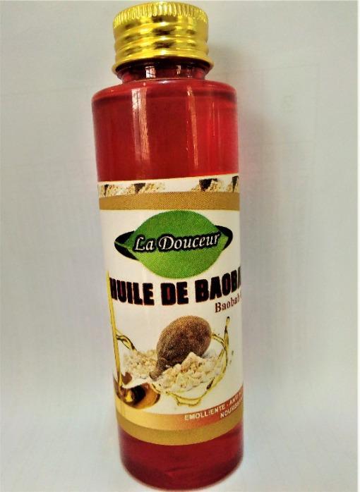 HUILE DE BAOBAB - huile pressée à froid, extra vierge, brute, non raffinée 100% pure et naturelle