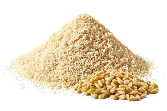 Pine nut flour  -