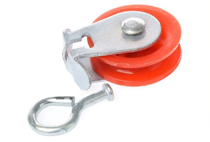 Plastic Pulley for poutry farm  - plastic Pulley for vegetable sheds
