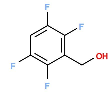 2,3,5,6-Tetrafluorobenzylalkohol - 4084-38-2; TFBA; Building Block; Agrar, Elektro