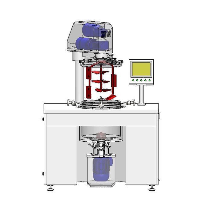 Mezclador de laboratorio - Bachlab - Mezclador de laboratorio