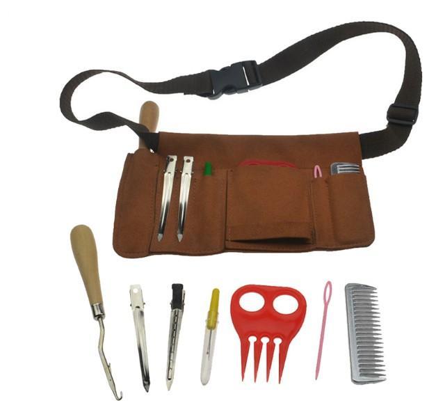 horse comb kit horse brush saddlery kit horse brush bag