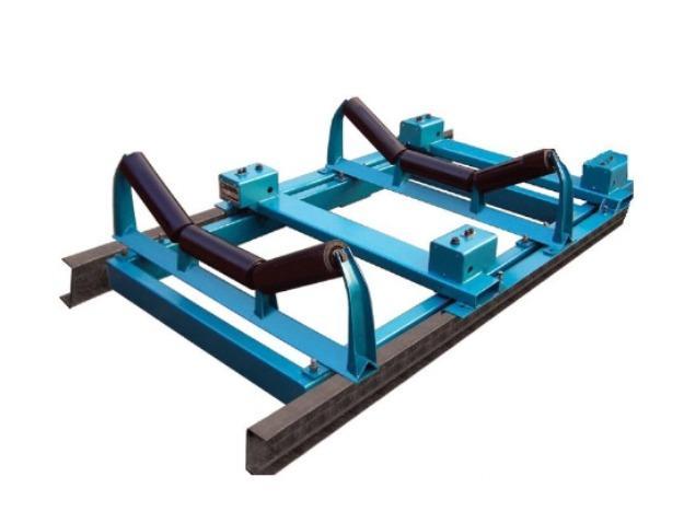 Bilance per trasportatori - La bilancia a nastro è un'installazione ad alta stabilità progettata in metallo