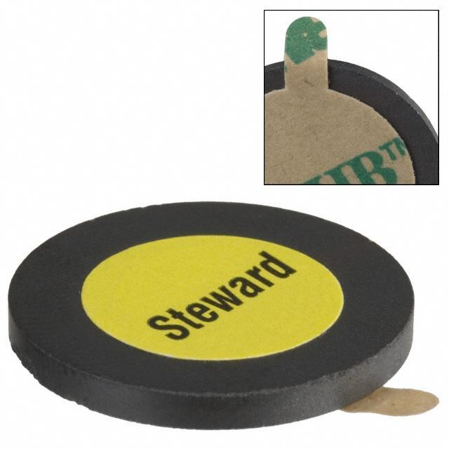 FERRITE EMI DISC 20MM X 1.91MM - Laird-Signal Integrity Products MM0787-200