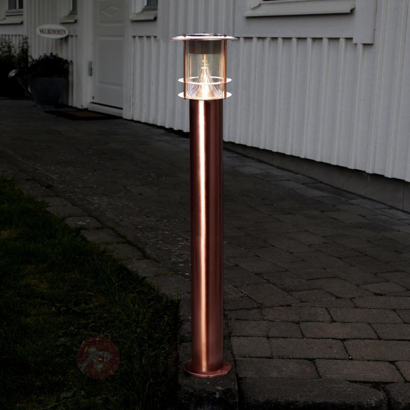Borne lumineuse LED solaire Juno - Toutes les lampes solaires