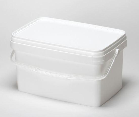 Contenitori in plastica  -