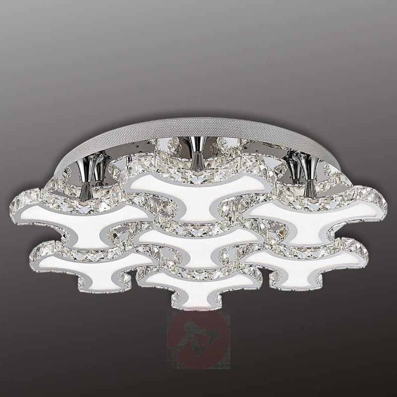 José Round LED Ceiling Lamp - Ceiling Lights