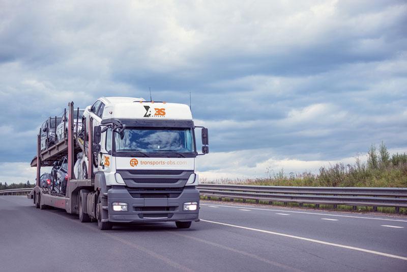 Transport et rapatriement de vehicules sur toute l'Europe