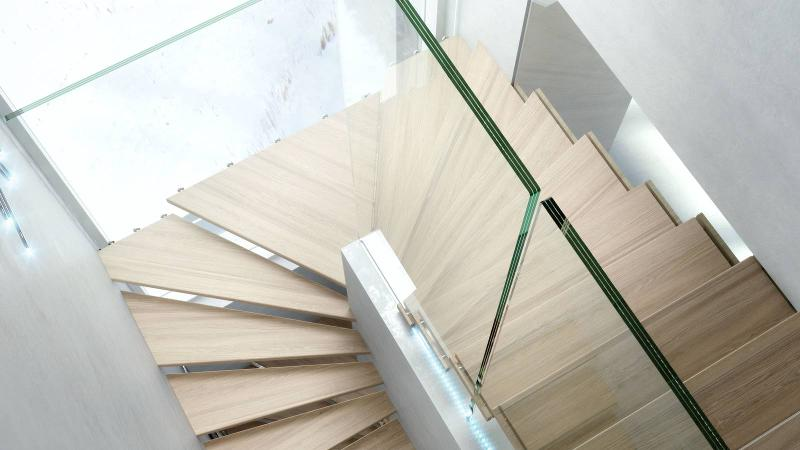 Special stairs - Mistral Magic