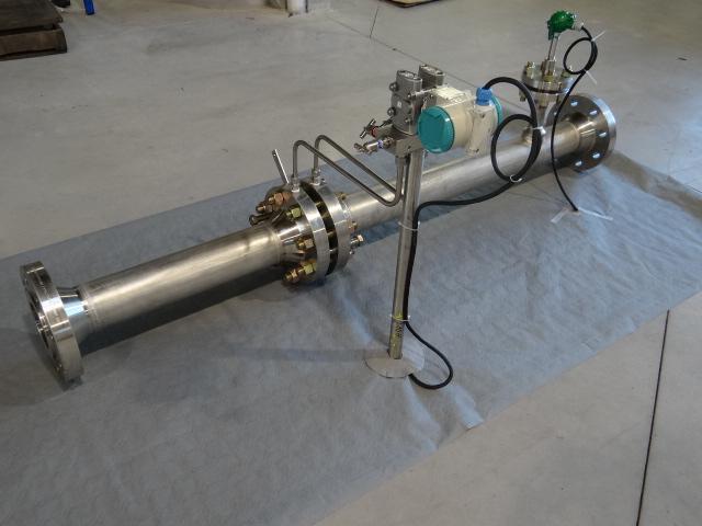 Tube de mesure haute précision - DeltaTMHP
