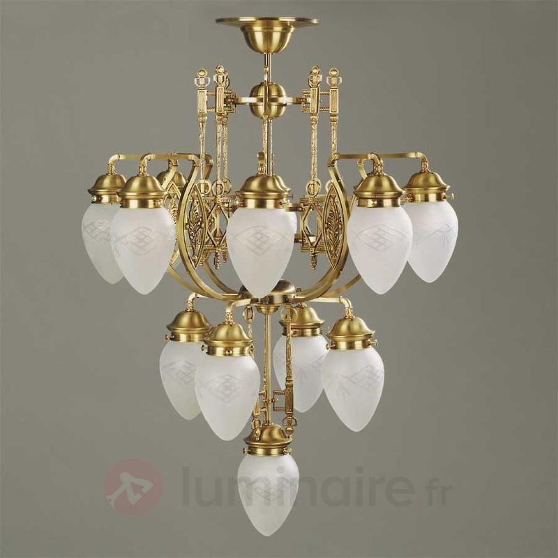Lustre Budapest 13 lampes - Lustres classiques,antiques
