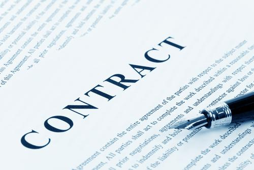 Legal translations - translations contract law