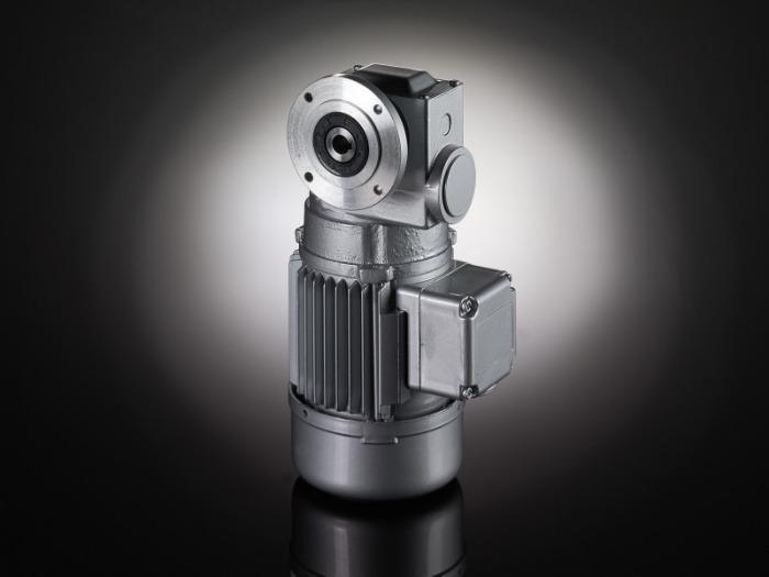SN6FH - Zweistufiger Getriebemotor mit Hohlwelle