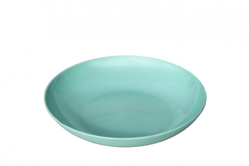 Plastic Soup Plate - null