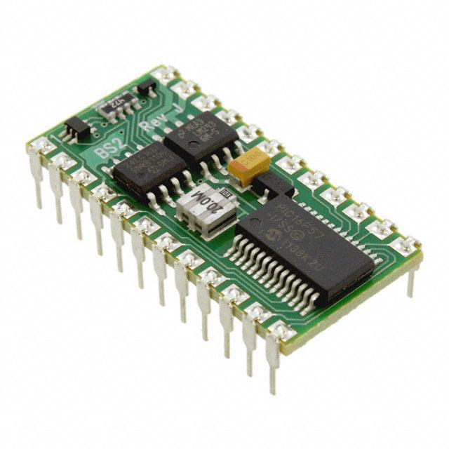 BASIC STAMP II MODULE - Parallax Inc. BS2-IC