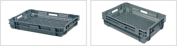 Nestbare & stapelbare Behälter - Mehrwegkisten und -behälter