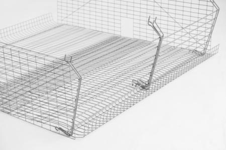 animal husbandry systems - Individual wire mesh elements for your animal husbandry systems