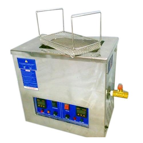 Ultrasonic Cleaner 150 Watt - jewellery making machine
