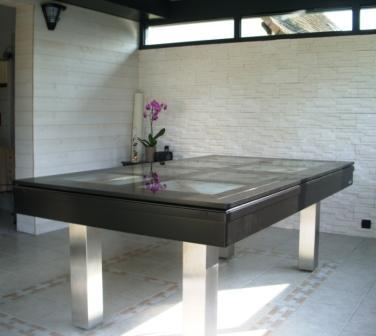 Billard table DAUPHIN