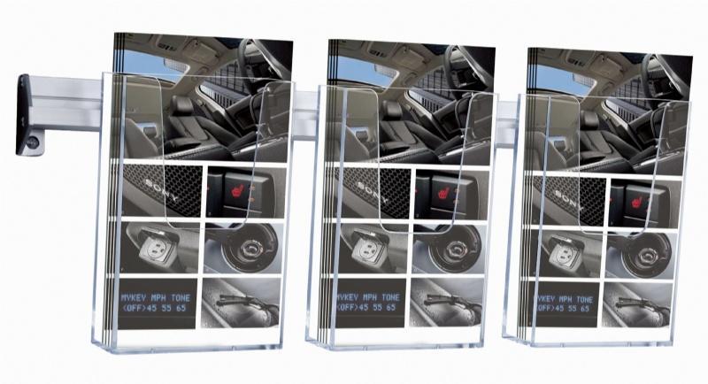 Brochure Sets - Porte Brochures Cocktail Mural