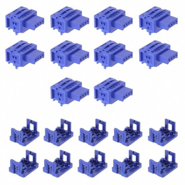 SCKT HOOK-UP CONN BLUE 0.5MM - Panasonic Industrial Automation Sales SL-JK1