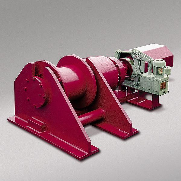 Industrial cable winches - Industrial cable winches according to customer specifications