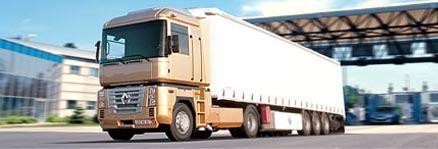 Transporte Frigorifico de mercancias por Carretera