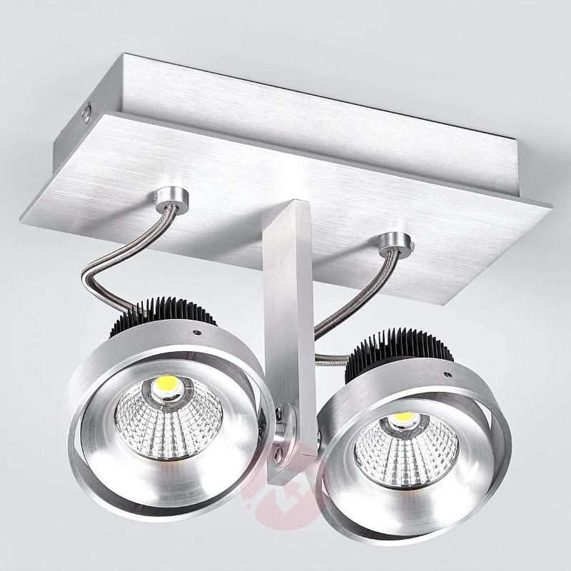 2-light LED ceiling light Elizan - Ceiling Lights