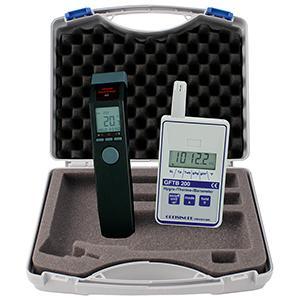 Infrared - Climate measuring set GFTB 200 Set