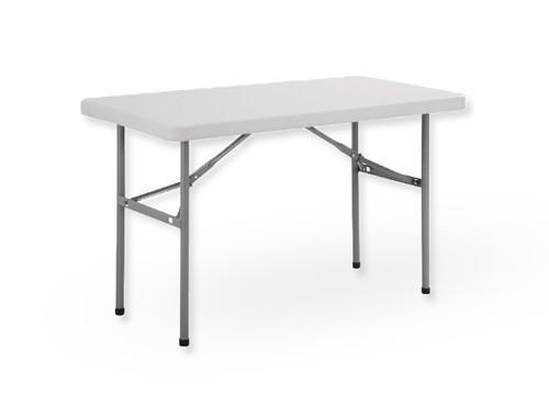 Tables - Buffet- Tisch (klappbar), 122 cm, grau