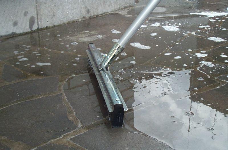 Water Rim Floor Squeegee - Floor Cleaning Floor Squeegees