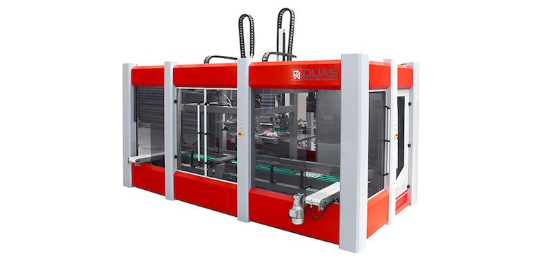 Case Master WW - Compact design for packing any product by top/side loading