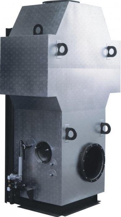 Bosch Flue gas heat exchanger ECO Stand-Alone - Bosch Flue gas heat exchanger for steam boilers