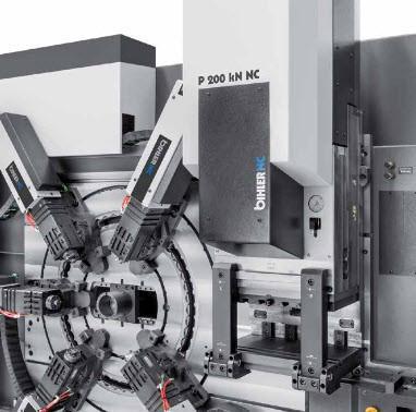 Machine de marquage par roulement - RM-NC, GRM-NC - Machine de marquage par roulement - RM-NC, GRM-NC