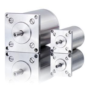 Vakuum-Schrittmotoren VSS / VSH: 19 – 125 mm