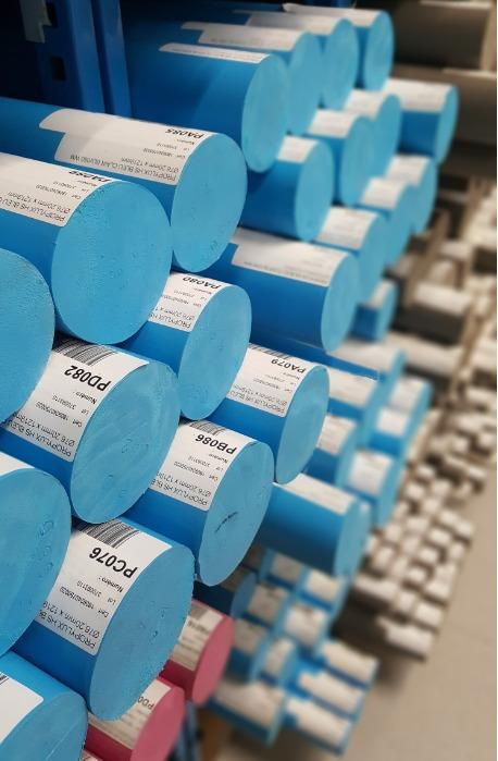 Propylux HS - Medische kwaliteit polypropyleen staven voor chirurgische toepassingen