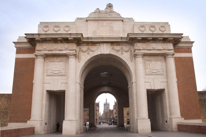 Flanders Battlefield Tours - Flanders Fields Tour - Tours operator