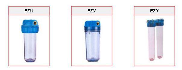 Boitiers de filtres  - Pour liquide